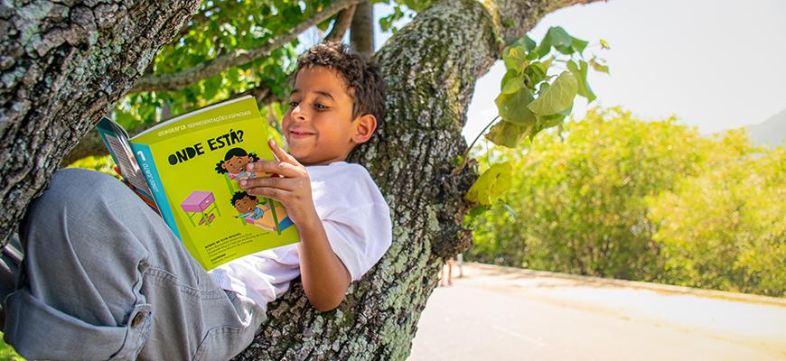 Como despertar o hábito da leitura nas crianças?