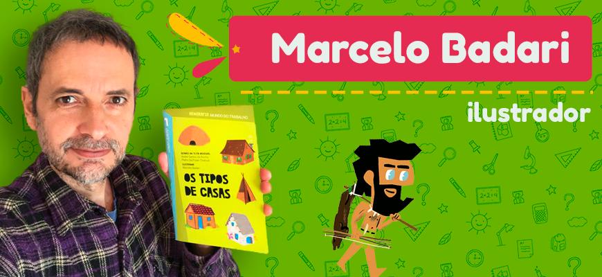 Entrevista com Marcelo Badari