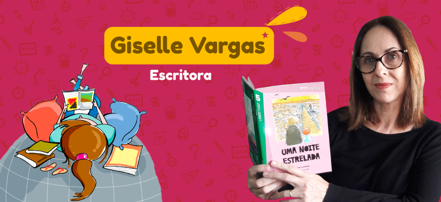 Entrevista com Giselle Vargas